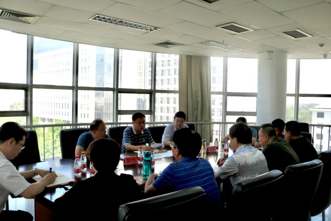 西青区委巡察工作领导小组听取第十五轮巡察前期工作汇报