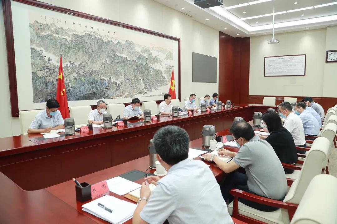 市纪委监委理论学习中心组集体学习习近平总书记在西藏考察期间的重要讲话精神