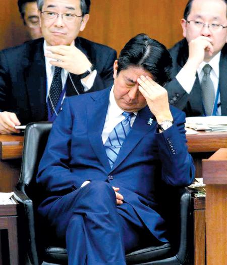 """""""地价门""""丑闻暴露日本反腐窘境——只拍""""苍蝇"""" 不打""""老虎"""""""