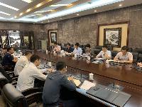 驻市外办纪检监察组:对驻在部门机关纪委进行业务培训