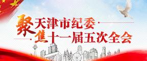 聚(ju)焦天津市紀委(wei)十一屆五次全(quan)會