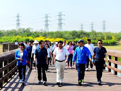 北辰區:追尋先輩足跡 開展主題黨日活動