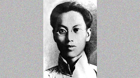 杨匏安:将信仰的诗文融入生命