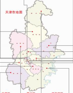 本市16个区廉洁地图一览