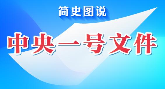 簡史圖說 中(zhong)央(yang)一(yi)號文件(jian)