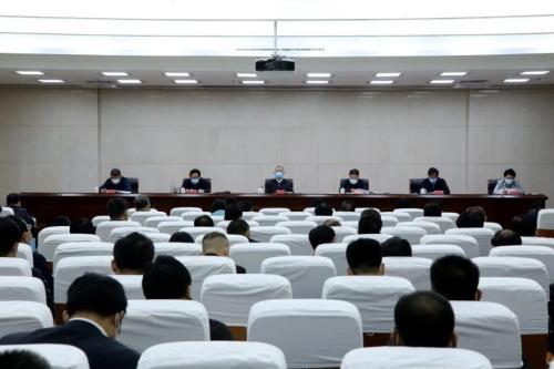 武清召开全区警示教育大会暨区委进一步加强政治生态建设推动 工作高标准落实会议