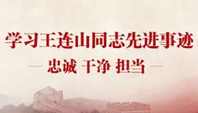 向优秀纪检监察干部王连山同志学习